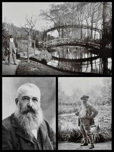 Claude Monet à Giverny Claude Monet, Artist Monet, Monet Garden Giverny, Human Reference, Art Worksheets, Writers And Poets, Portraits, Water Lilies, Art Plastique