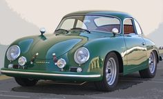 this is a beautiful car. i love the car and i love the color. i wish they made cars that color these days.