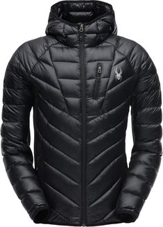Shop a great selection of SPYDER Men?s Syrround Hybrid Hoody Waterproof 600 Fill Down Jacket. Find new offer and Similar products for SPYDER Men?s Syrround Hybrid Hoody Waterproof 600 Fill Down Jacket. Men's Coats And Jackets, Jackets For Women, Winter Jackets, Vynil, Mens Down Jacket, Fashion Night, Jackets Online, Hoodie Jacket, Mens Fashion