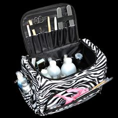 Great makeup carry tote!