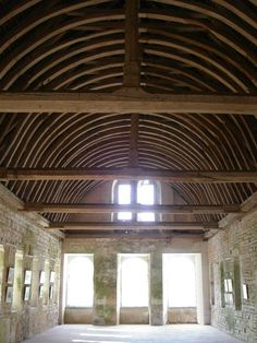 Abbaye de Fontenay, Bourgogne, France -i could so live in this space