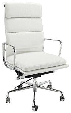 contemporary white office furniture - Google Search