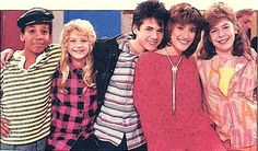 K-I-D-S Kids Incorporated.. we're gonna have fun. Yes, that is Fergie, second from the left. I think however we're all waiting for the Martika comeback (second from the right) WTF happened to her Toy Soldiers???