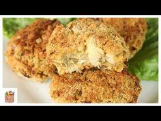 Vegan Crab Cakes - The Mushroom Den Old Bay Crab Cakes, Vegan Crab, Vegan Patties, Vegan Side Dishes, Main Dishes, Great Vegan Recipes, Cake Calories, Why Vegan, Del Mar