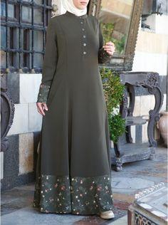 Women's Islamic Clothing: New Summer Collection - Hijab Fashion Mode, Abaya Fashion, Modest Fashion, Fashion Dresses, Mode Abaya, Mode Hijab, Hijab Style Dress, Abaya Style, Moslem Fashion