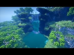 How to make EP01! Terrain in Minecraft! - YouTube