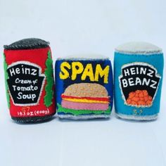 The Felt Cornershop by Lucy Sparrow  sells hand-stitched groceries