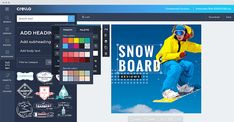 Crello - A Free Cloud-Based Graphic Design Tool Free Graphic Design Software, Graphic Design Tools, Tool Design, Online Photo Editing, Free Cloud, Free Flyer Templates, Online Image Editor, Cloud Based, Social Media Graphics