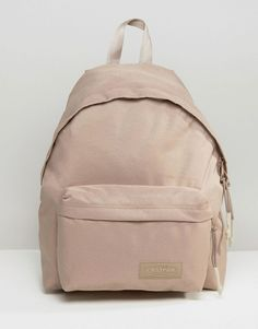 2f33107476 Image 1 of Eastpak Wyoming Beige Backpack Eastpak Bags