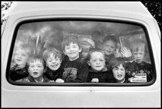 Elliott Erwitt, Ireland, 1991.