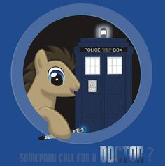 Doctor Whooves - My Little Pony Friendship is Magic Wiki