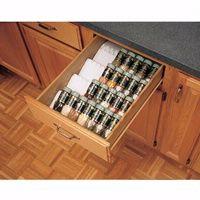 Kitchen Drawer Organizer Spice Tray Insert, Rev-a-Shelf ST50 Series