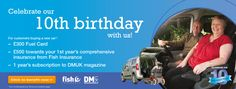 In 2014, Sirus Automotive - Wheelchair Accessible Vehicles are celebrating our 10th birthday! So why not celebrate with us! http://www.sirusautomotive.co.uk/about-us/10-year-anniversary/