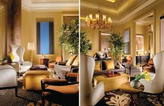 Paintings by Mark Zimmermann - Acrylic on Canvas - Pallazzo Hotel Collection, VIP Louge, Las Vegas, NV