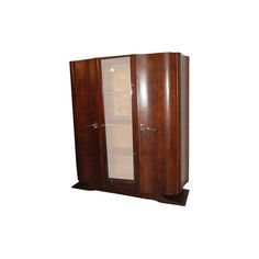 french art deco armoire from a unique collection of antique and modern wardrobes and armoires art deco figured walnut wardrobe vintage