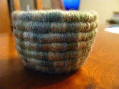Miniature Basket by TundraTalents on Etsy, $10.00