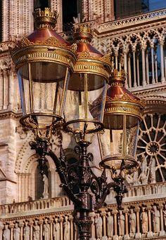 en Notre Dame. París
