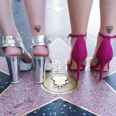 """150.1 mil curtidas, 1,897 comentários - Snapchat: heynahcardoso 👻 (@nahcardoso) no Instagram: """"Você está no meu coração como uma tatuagem 😌 @tacielealcolea ! SIM!!! Isso foi o que aprontamos em…"""""""