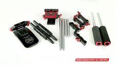 New P Prime Video Shoulder Rig Kit