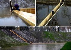 Moses Bridge, The Netherlands -