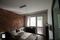 sypialnia w stylu industrialnym - Szukaj w Google