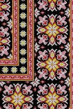 Новости Cross Stitch Borders, Cross Stitch Designs, Cross Stitching, Cross Stitch Patterns, Diy Embroidery, Cross Stitch Embroidery, Embroidery Patterns, Latch Hook Rugs, Chart Design