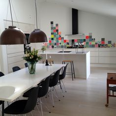 Lamper også! Specialdesign dit eget køkken - KERAMISKE FLISER - Shop