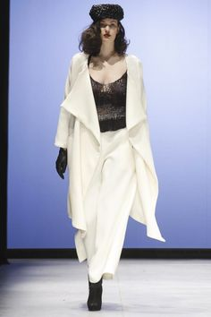 Rey Ready To Wear Fall Winter 2014 Reykjavik - NOWFASHION
