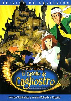El Castillo de Cagliostro - Hayao Miyazaki: #infantil #animació http://sinera.diba.cat/record=b1778951~S9*cat