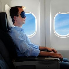 The 8 Secrets to Actually Sleeping on a Long Flight