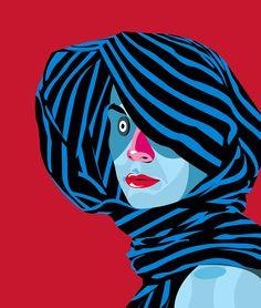 Alvaro Tapia Hidalgo · Illustrator - Portraits