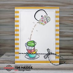 Woo hoo! The Spring Coffee Lovers Blog Hop has begun and Stamplorations is one of the fabulous sponsors. A bunch of new products, coffee...