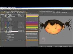▶ e.d.Films Tutorial: Animating a Simple Character Head Rotation in After Effects - YouTube