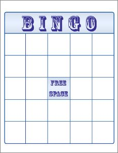 Bingo Card Template: laminate photos, instead of words or numbers (e. Reading Bingo, Reading Worksheets, School Worksheets, Bingo Card Template, Template Site, Templates, Blank Bingo Board, Classroom Activities, Activities For Kids