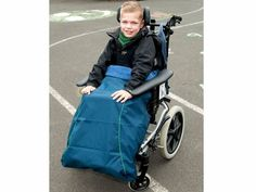Wheelchair Leg Cover System