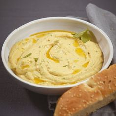 ESSEN & TRINKEN - Hummus Rezept