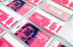 Love this guy, Fred Carriedo TRANSFORM: Conceptual experimental book and conference collateral that addresses the topic of evolution and the future of communication, technology, and design. Buch Design, Event Branding, Print Layout, Graphic Design Branding, Brochure Design, Graphic Design Inspiration, Creative Design, Print Design, Typography