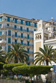 Around Didouche Mourad street - Algiers, Alger