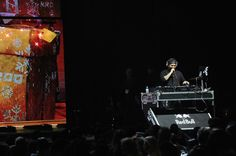 DJ Jeremiah Red performs onstage at 106.7 KROQ Almost Acoustic Christmas 2016 - Night 1 at The Forum on December 10, 2016 in Inglewood, California.