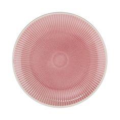 HANAMI desszertes tányér pink 20cm