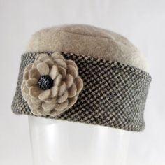 Classic Style  Pillbox Style Hat from ♥ by upcloseandpersonal, $35.00