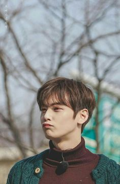 Lee Dong Min, how to be cute?