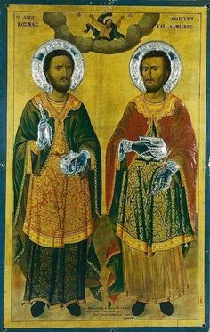 Orthodox Icons, Kai, Saints, Painting, Google, Dios, Painting Art, Paintings, Painted Canvas