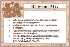 Inga: Üveges brownie