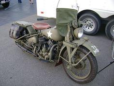 Old Military Vehicles by eagle69er, via Flickr