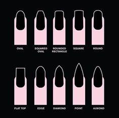 Nail Shapes!