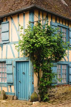 French half-timber house - Gerberoy, France | by © Sigfrid López