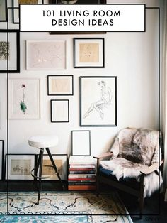101 living room design ideas.