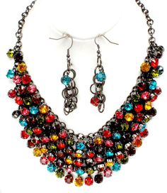 New Jewelry Ideas for WOMEN have been published on Wooden Bling http://blog.woodenbling.com/costume-jewelry-idea-wbcas1020bnmlt/.  #Jewelry #WomensJewelry #CostumeJewelry #FashionJewelry #FashionAccessories #Fashion #Fashionstyle #Necklaces  #Bling #Pendants #Chains #SWAG