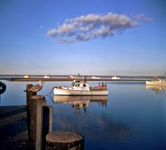 Cape Cod Fishing Boat, Chatham Massachusetts. Cape Cod charter fishing